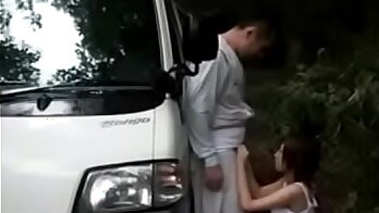 Japanese Stepdaughter Cheats For Phone