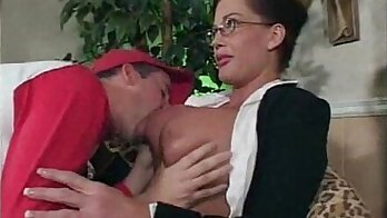 Crazy student girl fucked by teacher for a free tuition to earn a