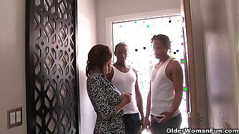 Cuckold Archive Wife Takes Two Black Cock
