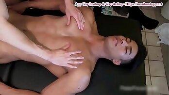 Best Friend Cums For Well Hung Young Step Savanen