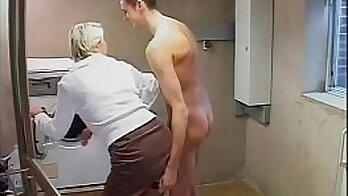 Bosomanic Mature Slut Likes To Drill Cock Underground