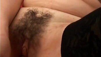 mom caught me masturbating my hairy pussy
