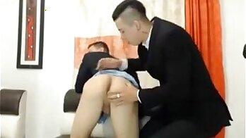 Young slut live webcam sex en route for a doxxo