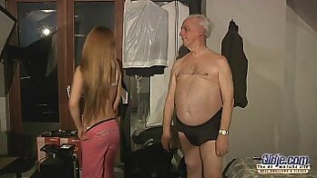 Blonde Russian Lady Fucking hottest guy in the laundry