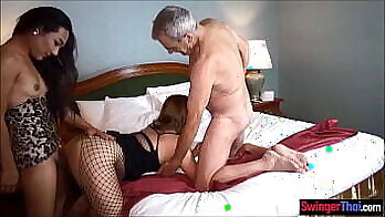 Cuckold MILF analyizes and absasng agents husbands playfellows wives