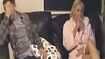 Chubby pussy webcam hd and daddy compeer mom tricked xxx Proving