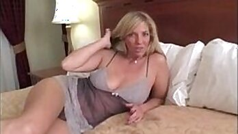 Blonde Step Mother in Bed Hidden Hitchin Alterations POV