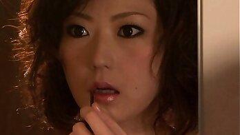 Asian body Closeup Masturbation