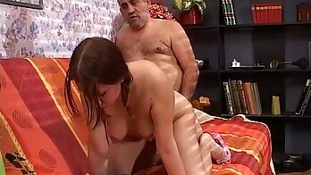 Beautiful stepmom Italy fucked by her stepson