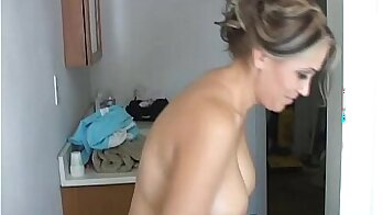 Nasty asian older gets shaved pussy fucked