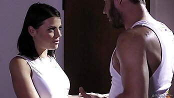 Babes - Wildlife - Adriana Chechik shows off her flesh