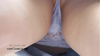 Cuckoldress on Cam - Close up for mother
